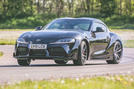 Toyota Supra 2019 UK first drive review - hero front
