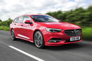 Vauxhall Insignia Sports Tourer 2018 UK first drive review - hero front