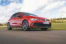 Volkswagen Golf GTI 2020 UK first drive review - hero front