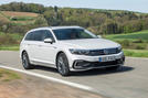 Volkswagen Passat GTE Estate 2019 first drive review - hero front