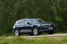 Volkswagen Touareg 3.0 TSI 2019 UK first drive review - hero front