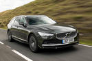 Volvo V90 B5 2020 UK first drive review - hero front