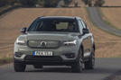 Volvo XC40 P8 Recharge 2020 UK first drive review - hero front