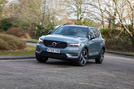 Volvo XC40 Recharge T5 plug-in hybrid 2020 UK first drive review - hero front
