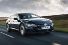 VW Arteon Shooting Brake 2020 UK first drive review - hero front