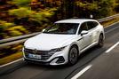 Volkswagen Arteon Shooting Brake eHybrid 2020 first drive review - hero front