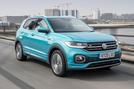 Volkswagen T-Cross R-Line 2020 UK first drive review - hero front