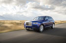 Rolls-Royce Cullinan 2018 first drive front tracking