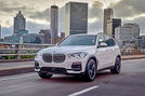 BMW X5 2019 first drive review city driving front