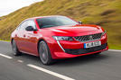 Peugeot 508 front three quarters dynamic