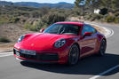 Porsche 911 Carrera 4S 2019 review - hero front