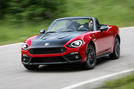 Abarth 124 Spider prototype