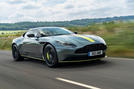 Aston Martin DB11 UK first drive front three quarters