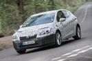 Vauxhall Astra 1.4 Turbo prototype