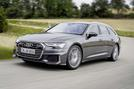 Audi A6 Avant 2018 first drive review hero front