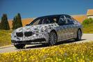 BMW 740iL prototype
