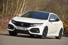 Honda Civic EX 1.0 Turbo Front Three Quarter