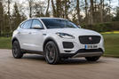 Jaguar E-Pace D150 2018 review on the road