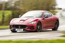 Maserati GranTurismo 2018 first drive review front corner