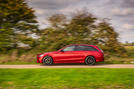 Mercedes-C300e 2020 first drive review - hero side