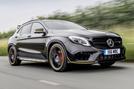 Mercedes-AMG GLA 45 Yellow Night Edition