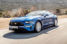 Ford Mustang 2.3 EcoBoost 2018 review on the road