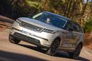 Range Rover Velar front quarter