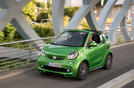 Smart Fortwo Cabriolet Electric Drive