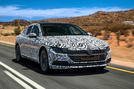 2017 VW Arteon prototype review