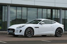 Jaguar F-type coupe UK first drive review