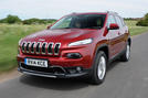 Jeep Cherokee Limited 2.0 JTDm-2 170 4x4 UK first drive review