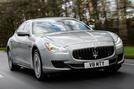 Maserati Quattroporte GTS first drive review