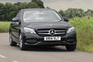 2014 Mercedes-Benz C-class C220 UK first drive review