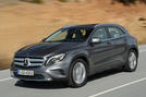 Mercedes-Benz GLA200 CDI first drive review