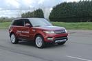Range Rover Sport prototype