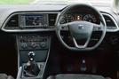 Seat Leon ST FR dashboard