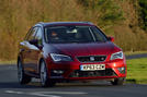 Seat Leon ST FR first drive review