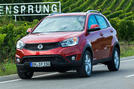 2014 SsangYong Korando first drive review