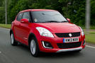 Suzuki Swift 4x4 first drive review