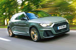 Audi A1 S Line 2019 road test review - hero front