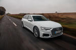 Audi A6 Avant 2018 road test review - hero front