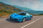 Ferrari F8 Tributo 2019 road test review - hero front