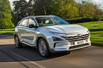 Hyundai Nexo 2019 road test review - hero front