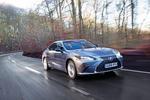 Lexus ES 2019 road test review - hero front