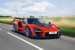 McLaren Senna 2018 road test review - hero front