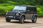 Mercedes-Benz G-Class 2019 road test review - hero front