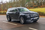 Mercedes-Benz GLS 2020 road test review - hero front