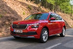 Skoda Kamiq 2019 road test review - hero front