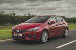 Vauxhall Astra 2019 road test review - hero front