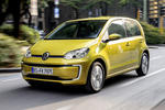 Volkswagen e-Up 2020 road test review - hero front